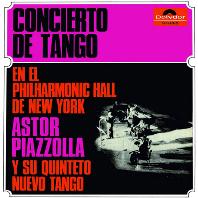 CONCIERTO DE TANGO [UHQ-CD] [피아졸라: 뉴욕 콘서트] [한정반]