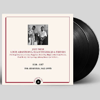 LOUIS ARMSTRONG, ELLA FITZGERALD & FRIENDS [THE ESSENTIAL JAZZ DUOS 1938-1957] [LP]