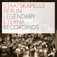 STAATSKAPELLE BERLIN LEGENDARY ETERNA RECORDINGS [슈타츠카펠레 베를린의 전설적인 레코딩]