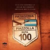 PATAGONIA EXPRESS/ CLAUDIO BOHORQUEZ, PATAGONIA EXPRESS TRIO [피아졸라: 탱고 작품집 - 파타고니아 익스프레스 트리오]