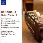 GUITAR MUSIC 1/ JEREMY JOUVE/ JUDICAEL PERROY