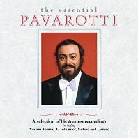 LUCIANO PAVAROTTI - THE ESSENTIAL PAVAROTTI [루치아노 파바로티: 에센셜 베스트]