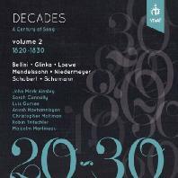 DECADES: A CENTURY OF SONG VOL.2 1820-1830 [데케이즈: 세기의 가곡들 2집]