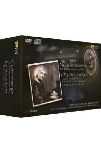 MONDSCHEINSONATE/ ELLY NEY [DVD+2CD] [엘리 나이: 월광소나타 - 베토벤 & 모차르트 피아노 연주 - 다큐멘터리]