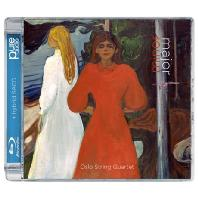 MINOR MAJOR/ OSLO STRING QUARTET [SACD+PABD] [오슬로 현악 사중주단: 베토벤 & 슈베르트]