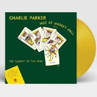 JAZZ AT MASSEY HALL: THE QUINTET OF THE YEAR [180G YELLOW LP]