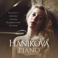 PIANO WORKS/ JOHANNA HANIKOVA [베토벤, 라흐마니노프, 야나체크, 스메타나: 피아노 작품집 - 요한나 하니코바]