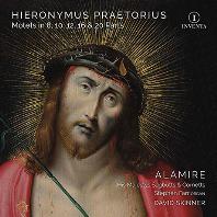 MOTETS IN 8, 10, 12, 16, 20/ ALAMIRE, DAVID SKINNER [프레토리우스: 성부 모테트 - 알라미레]