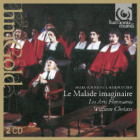 LE MALADE IMAGINAIRE/ WILLIAM CHRISTIE [HM GOLD]