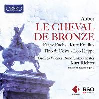 LE CHEVAL DE BRONZE/ KURT RICHTER [오베르: 오페라 코미크 <청동 말> | 쿠르트 리히터]