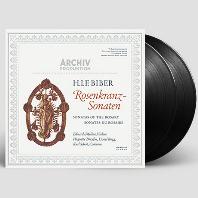 ROSAY SONATAS/ EDUARD MELKUS [비버: 로자리오(묵주)소나타 - 멜쿠스] [ANALOGPHONIC 180G LP]