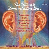 THE ULTIMATE DEMONSTRATION DISC [체스키 레코드 가이드]