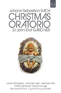 CHRISTMAS ORATORIO/ JOHN ELIOT GARDINER [바흐: 크리스마스 오라토리오]