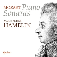 PIANO SONATAS KV 576, 283, 332, 570/ MARC-ANDRE HAMELIN [모차르트: 피아노 소나타]