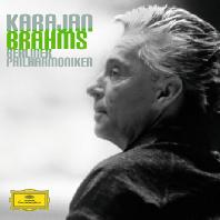 BRAHMS: THE COMPLETE SYMPHONIES [카라얀: 브람스 - 교향곡 전곡, 비극적 서곡, 하이든 변주곡 (70년대녹음)]