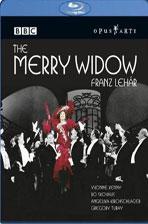 THE MERRY WIDOW/ ERICH KUNZEL [레하르: 유쾌한 미망인]