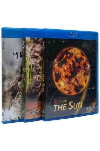 EBS 태양의 신비/흙/참매 3종 시리즈