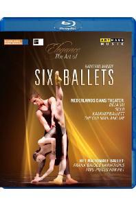SIX BALLETS/ NEDERLANDS DANS THEATER, HET NATIONALE BALLET [한스 반 마넨: 6개의 발레 작품]
