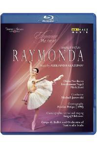 RAYMONDA/ MARIUS PETIPA, MICHAIL JUROWSKI [글라주노프: 발레 <라이몬다>]