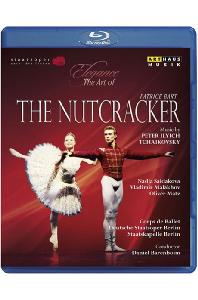 THE NUTCRACKER/ PATRICE BART, DANIEL BARENBOIM [차이코프스키: 발레 <호두까기 인형> 전곡]