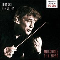 12 ORIGINAL ALBUMS: MILESTONES OF A LEGEND [번스타인 & 뉴욕 필하모닉: 12장의 오리지널 앨범 컬렉션]