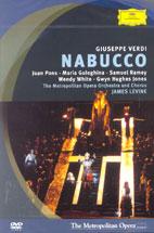 NABUCCO/ JAMES LEVINE [베르디 나부코/ 레바인]