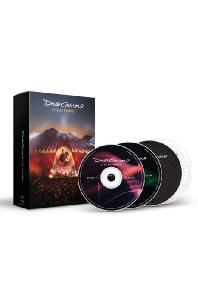LIVE AT POMPEII [2BD+2CD] [DELUX]