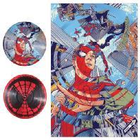 SPIDER-MAN: HOMECOMING [180G PICTURE LP] [스파이더맨: 홈커밍] [한정반]
