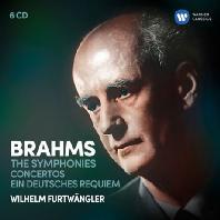 브람스: 교향곡 전곡, 독일 레퀴엠 외
