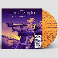 DOCTOR WHO: GALAXY 4 [닥터 후: 갤럭시 4] [180G SPLATTER LP]