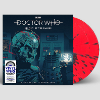 DOCTOR WHO: DESTINY OF THE DALEKS [닥터 후: 달렉의 운명] [RED&BLUE SPLATTER] [180G LP]