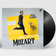HORN CONCERTOS 1-4/ FELIX KLIESER [모차르트: 호른 협주곡 - 펠릭스 클리저] [180G LP]