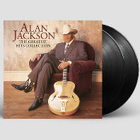 알렌 잭슨 (ALAN JACKSON) - THE GREATEST HITS COLLECTION [2LP][EU수입]*