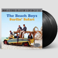 SURFIN` SAFARI [MONO & STEREO] [180G LP]