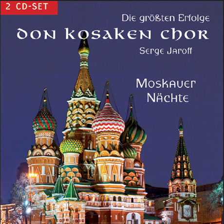 MOSCOW NIGHT/ SERGE JAROFF