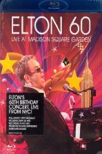 엘튼 존: 60회 생일 기념 콘서트 [ELTON JOHN 60 LIVE AT MADISON SQUARTE GARDEN] [블루레이 전용플레이어 사용]