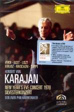 NEW YEAR`S EVE CONCERT 1978/ <!HS>HERBERT<!HE> VON <!HS>KARAJAN<!HE> [송년 음악회 1978: 카라얀]
