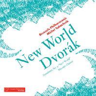 SYMPHONY NO.9 'NEW WORLD' & SLAVONIC DANCES/ MICHEL TABACHNIK [드보르작: 교향곡 9번 <신세계>, 슬라브 무곡]