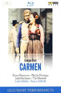 CARMEN/ PLACIDO DOMINGO, CARLOS KLEIBER [LEGENDARY PERFORMANCES] [비제: 카르멘]