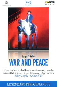 WAR AND PEACE/ VALERY GERGIEV [LEGENDARY PERFORMANCES] [프로코피에프: 전쟁과 평화]