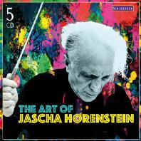 THE ART OF JASCHA HORENSTEIN [아트 오브 야샤 호렌슈타인 1966-1972]