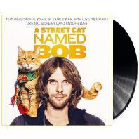 A STREET CAT NAMED BOB [180G LP] [내 어깨 위 고양이, 밥]