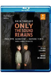 ONLY THE SOUND REMAINS/ PHILIPPE JAROUSSKY, ANDRE DE RIDDER [사리아호: 소리만 남아 - 자루스키 & 리더]