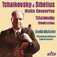 차이코프스키 & 시벨리우스: 바이올린 협주곡