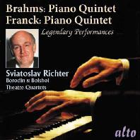브람스 & 프랑크: 피아노 오중주