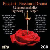 푸치니 페이보릿 (PUCCINI FAVOURITES) - 유명 오페라 아리아집