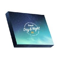 DAY & NIGHT: 2018 SEASONS GREETINGS