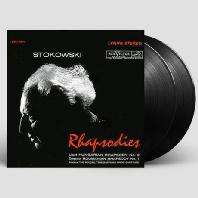 RHAPSODIES: LISZT, ENESCO, SMETANA, WAGNER [LIVING STEREO] [45RPM LP] [레오폴트 스토코프스키: 랩소디]