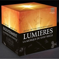 MUSIC OF THE ENLIGHTENMENT: LA MUSIQUE DES LUMIER [29CD+1CD-ROM] [계몽주의 시대 18세기 음악]