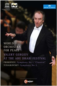 AT THE ABU DHABI FESTIVAL/ VALERY GERGIEV [2011년 아부다비 콘서트]